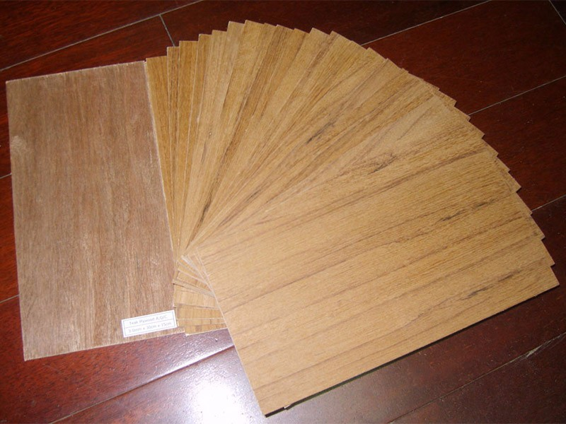 Teak Plywood QC,A 2