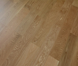 Oak natural flat mico-bevel